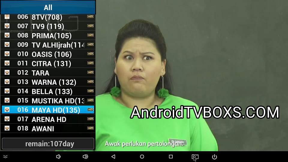 Malaysian Iptv(M-IPTV)